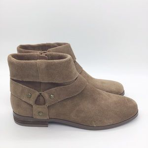 Sole Society Beige Booties Size 6.5 M